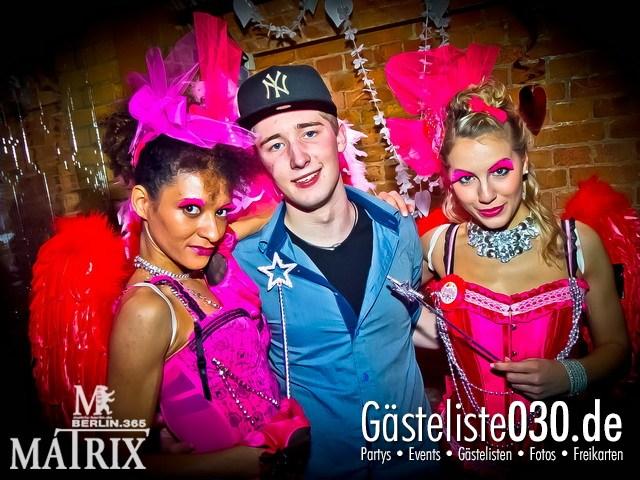https://www.gaesteliste030.de/Partyfoto #18 Matrix Berlin vom 14.02.2012
