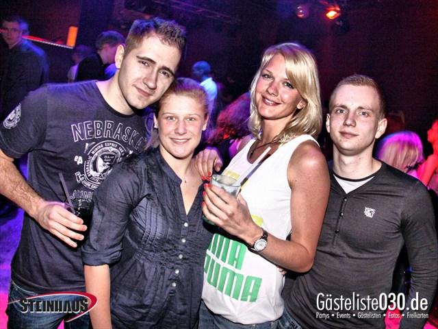 https://www.gaesteliste030.de/Partyfoto #9 Steinhaus Berlin vom 23.03.2012