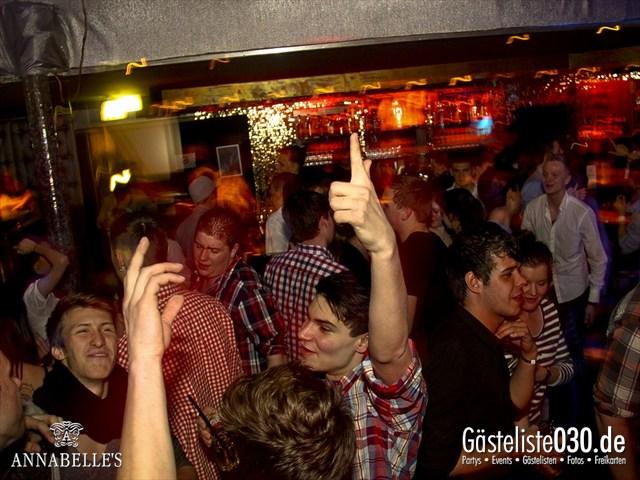 https://www.gaesteliste030.de/Partyfoto #60 Annabelle's Berlin vom 09.04.2012