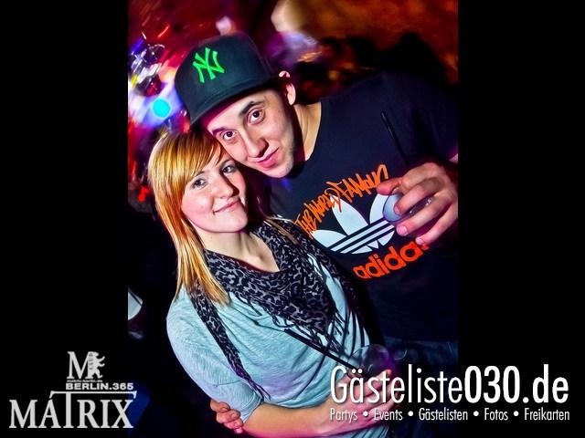 https://www.gaesteliste030.de/Partyfoto #15 Matrix Berlin vom 20.01.2012