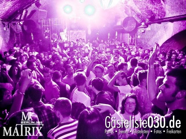 https://www.gaesteliste030.de/Partyfoto #109 Matrix Berlin vom 12.05.2012