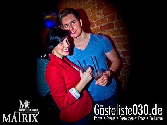 https://www.gaesteliste030.de/Partyfoto #93 Matrix Berlin vom 10.03.2012