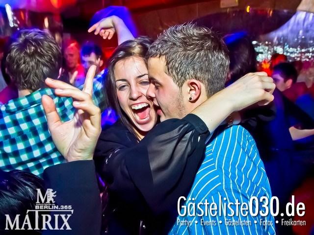 https://www.gaesteliste030.de/Partyfoto #69 Matrix Berlin vom 11.01.2012