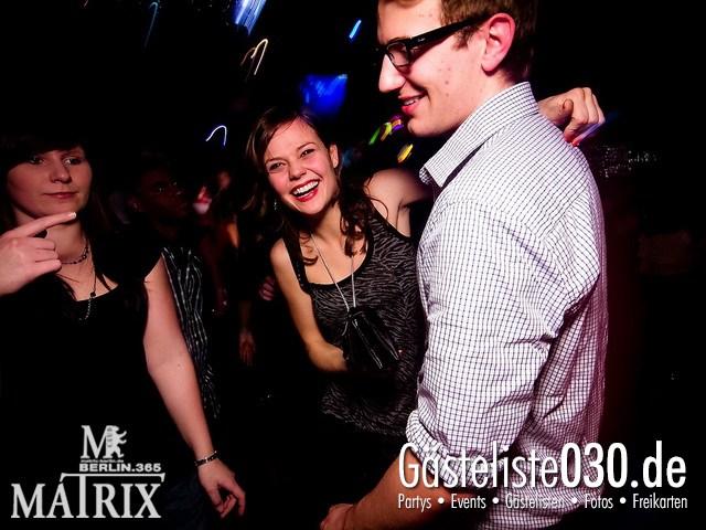 https://www.gaesteliste030.de/Partyfoto #48 Matrix Berlin vom 05.01.2012