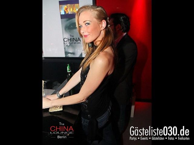https://www.gaesteliste030.de/Partyfoto #11 China Lounge Berlin vom 04.02.2012