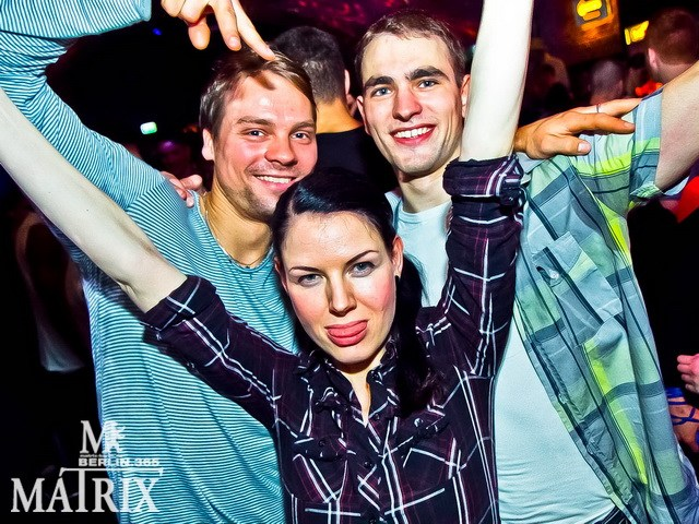 Partyfoto #75 Matrix 22.02.2012 Allure