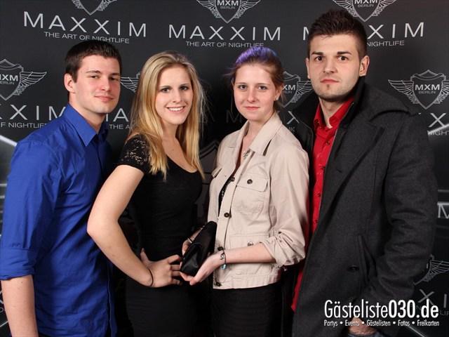 https://www.gaesteliste030.de/Partyfoto #101 Maxxim Berlin vom 23.03.2012