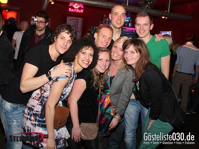 https://www.gaesteliste030.de/Partyfoto #1 Steinhaus Berlin vom 09.03.2012