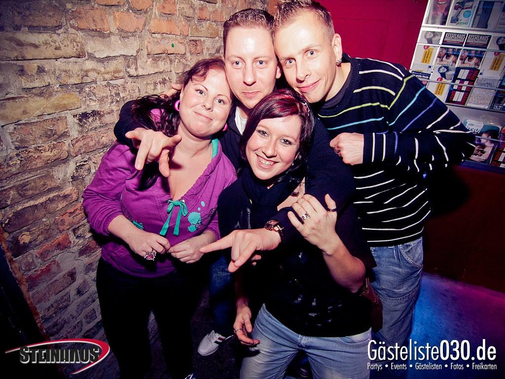 Partyfoto #50 Steinhaus 17.03.2012 18 Jahre Steinhaus