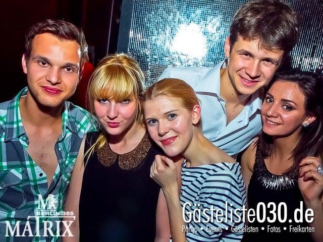 https://www.gaesteliste030.de/Partyfoto #53 Matrix Berlin vom 27.04.2012