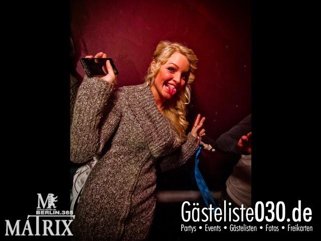 https://www.gaesteliste030.de/Partyfoto #113 Matrix Berlin vom 01.02.2012