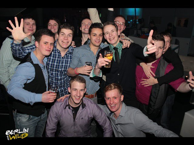 Partyfoto #75 E4 28.01.2012 Berlin Gone Wild – powered by 98.8 Kiss Fm