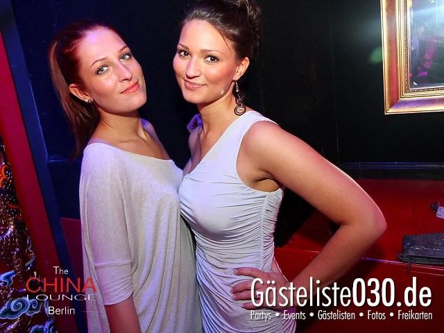 https://www.gaesteliste030.de/Partyfoto #64 China Lounge Berlin vom 09.12.2011