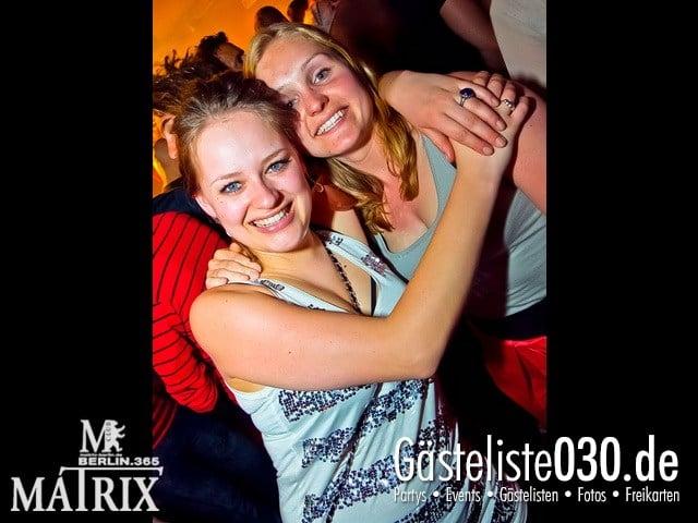 https://www.gaesteliste030.de/Partyfoto #15 Matrix Berlin vom 27.04.2012