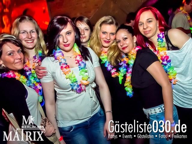 https://www.gaesteliste030.de/Partyfoto #131 Matrix Berlin vom 06.04.2012