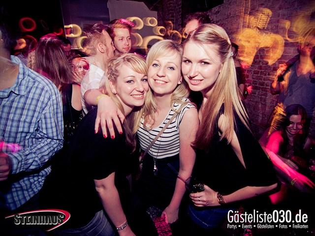 https://www.gaesteliste030.de/Partyfoto #32 Steinhaus Berlin vom 17.03.2012