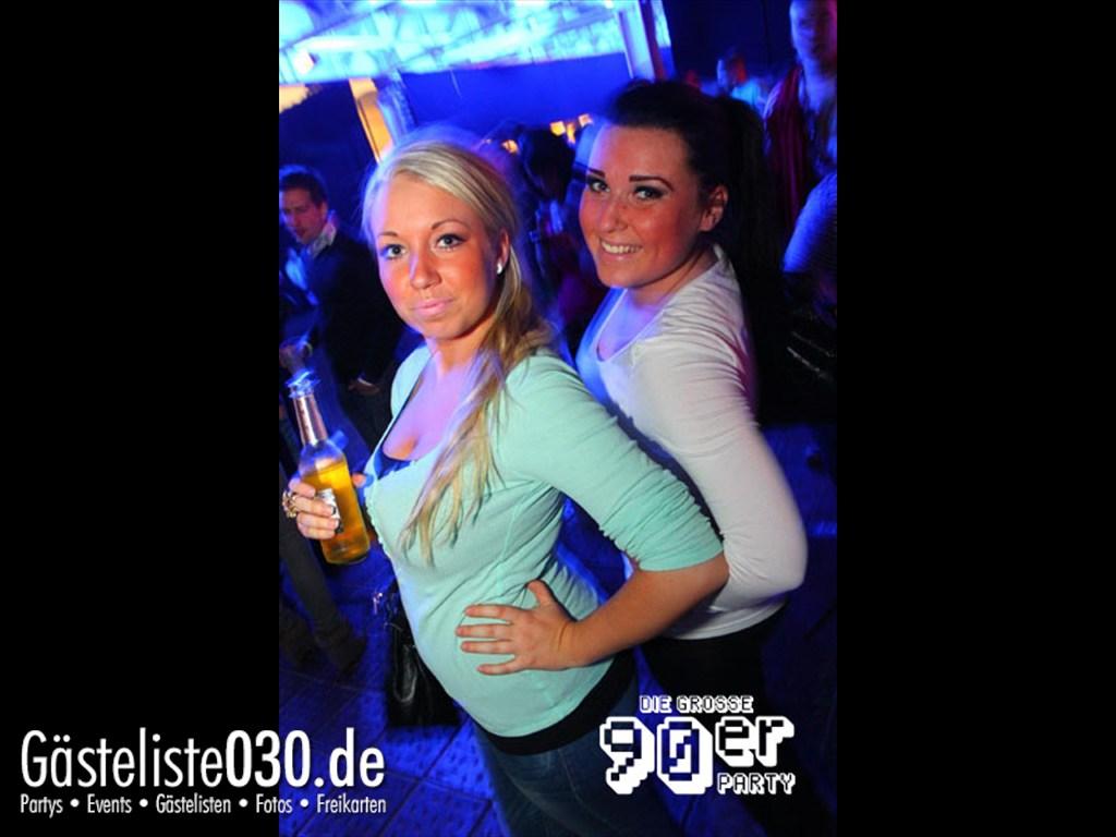 Partyfoto #49 Fritzclub 08.04.2012 !Back for Good! Die große 90iger Jahre Party im Fritz Club und Postbahnhof