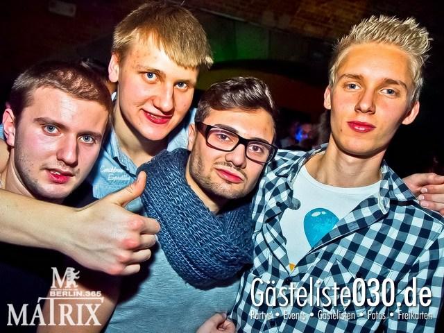 https://www.gaesteliste030.de/Partyfoto #58 Matrix Berlin vom 20.01.2012
