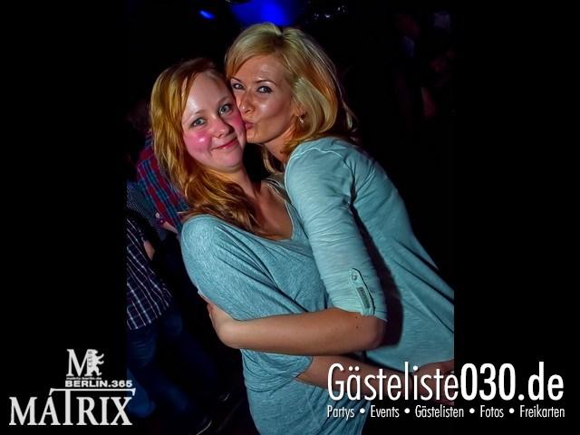 https://www.gaesteliste030.de/Partyfoto #87 Matrix Berlin vom 27.04.2012