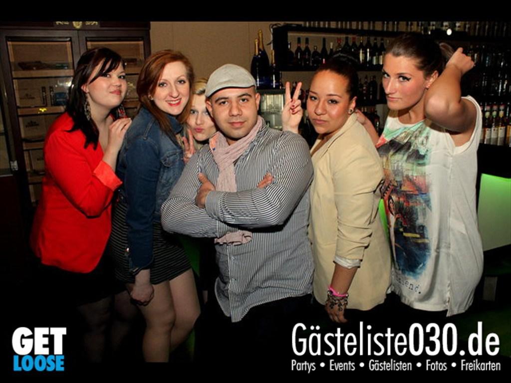 Partyfoto #49 Club R8 13.04.2012 Get Loose - Ladies Night