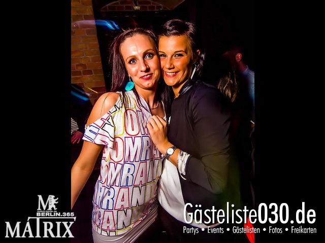 https://www.gaesteliste030.de/Partyfoto #91 Matrix Berlin vom 16.05.2012