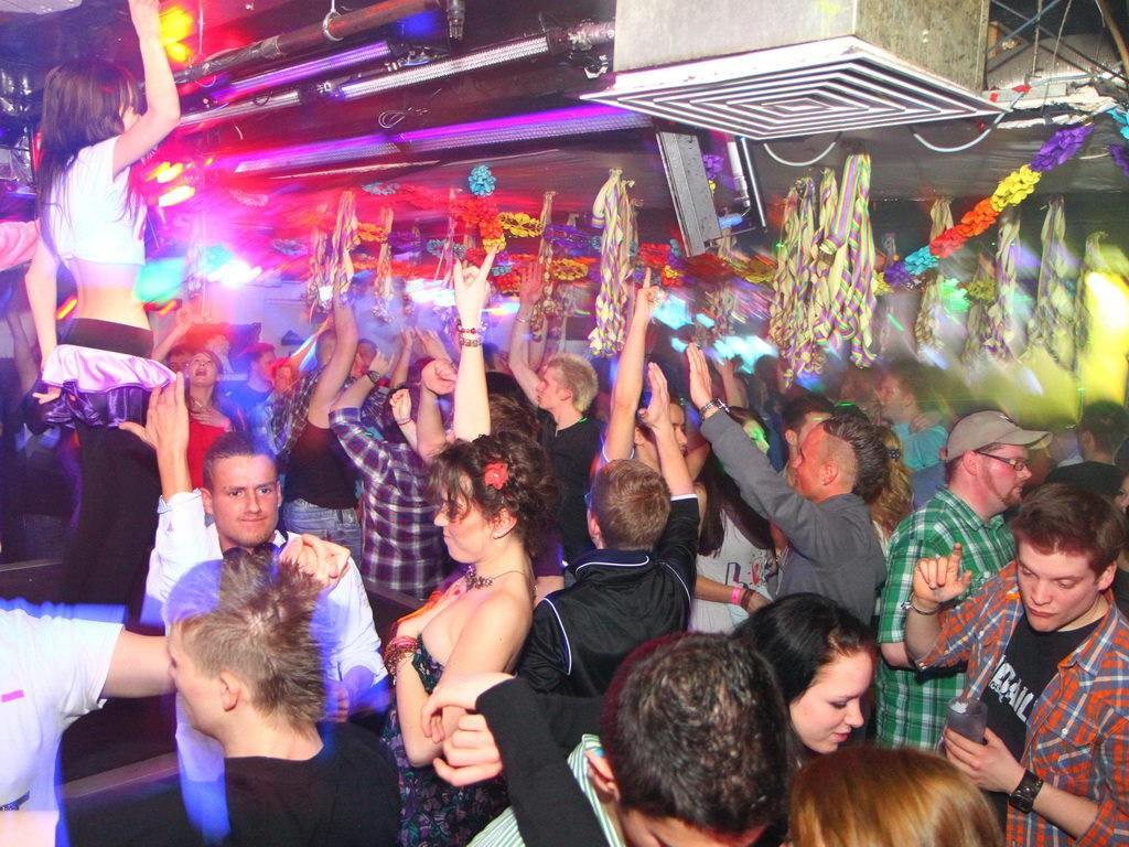 Partyfoto #49 Q-Dorf 17.02.2012 Freaky Karneval