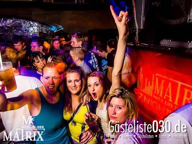 https://www.gaesteliste030.de/Partyfoto #82 Matrix Berlin vom 16.05.2012