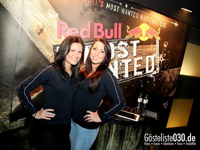 Partypics Box Gallery 02.03.2012 Red Bull Most Wanted