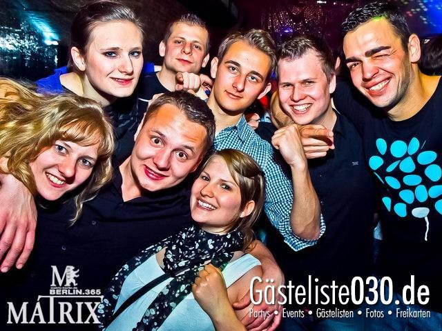 https://www.gaesteliste030.de/Partyfoto #20 Matrix Berlin vom 18.04.2012