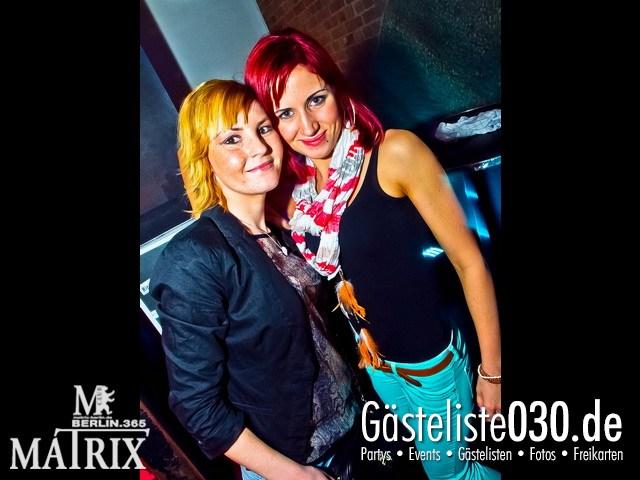 https://www.gaesteliste030.de/Partyfoto #109 Matrix Berlin vom 30.03.2012
