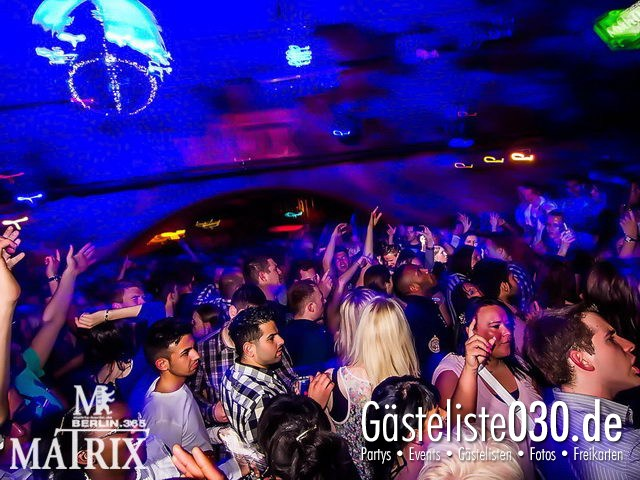 https://www.gaesteliste030.de/Partyfoto #9 Matrix Berlin vom 16.05.2012