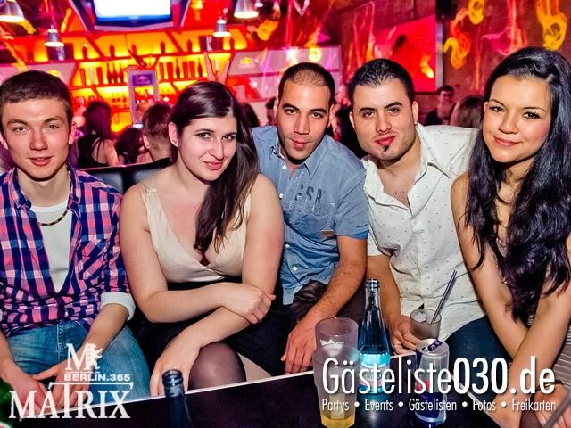https://www.gaesteliste030.de/Partyfoto #82 Matrix Berlin vom 11.04.2012