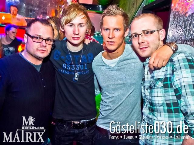 https://www.gaesteliste030.de/Partyfoto #38 Matrix Berlin vom 09.12.2011