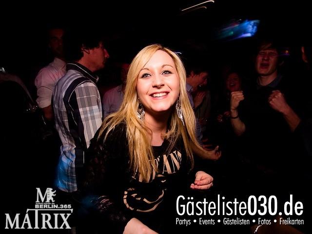 https://www.gaesteliste030.de/Partyfoto #39 Matrix Berlin vom 05.01.2012