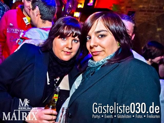 https://www.gaesteliste030.de/Partyfoto #47 Matrix Berlin vom 17.02.2012