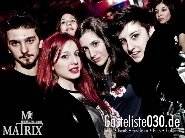 https://www.gaesteliste030.de/Partyfoto #82 Matrix Berlin vom 02.03.2012