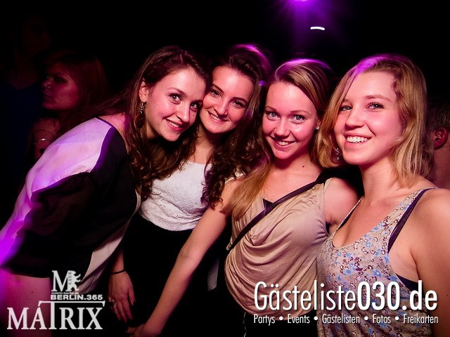 https://www.gaesteliste030.de/Partyfoto #72 Matrix Berlin vom 05.01.2012