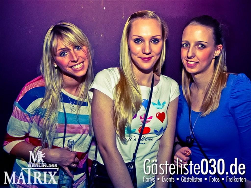 Partyfoto #50 Matrix 10.10.2011 Fruity!