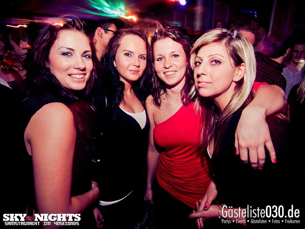 Partyfoto #49 40seconds 10.03.2012 3 Jahre SkyNights