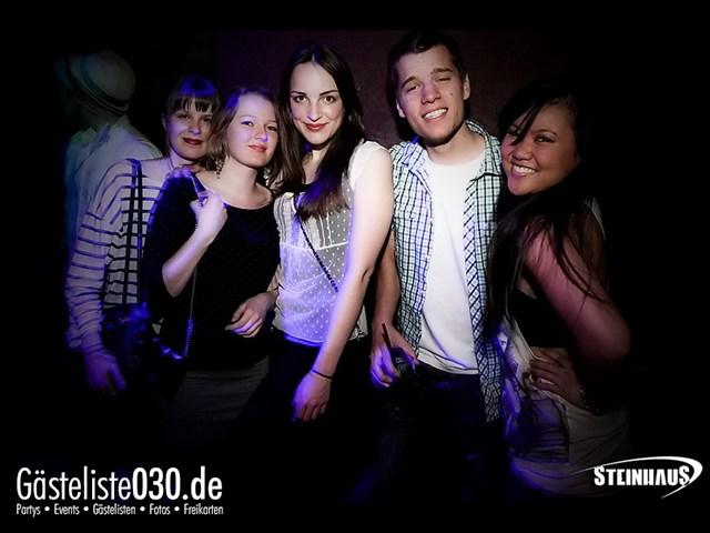 https://www.gaesteliste030.de/Partyfoto #75 Steinhaus Berlin vom 20.04.2012