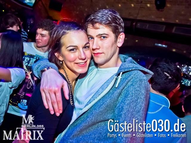 https://www.gaesteliste030.de/Partyfoto #70 Matrix Berlin vom 11.01.2012