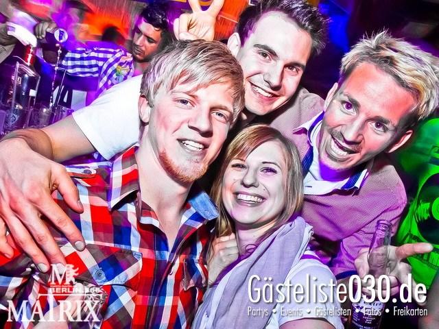 https://www.gaesteliste030.de/Partyfoto #38 Matrix Berlin vom 06.04.2012