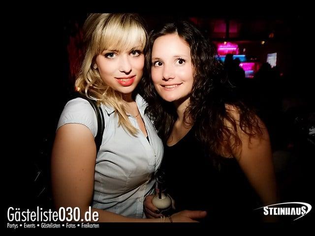 Partypics Steinhaus 04.05.2012 Friday Night Club