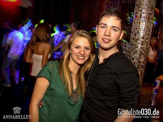 https://www.gaesteliste030.de/Partyfoto #81 Annabelle's Berlin vom 09.04.2012