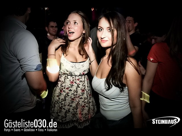 https://www.gaesteliste030.de/Partyfoto #66 Steinhaus Berlin vom 28.04.2012