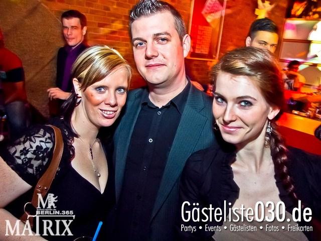 https://www.gaesteliste030.de/Partyfoto #64 Matrix Berlin vom 27.01.2012