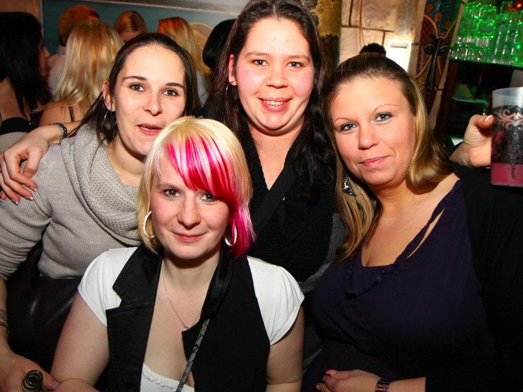 Partyfoto #49 Q-Dorf 20.01.2012 Baby
