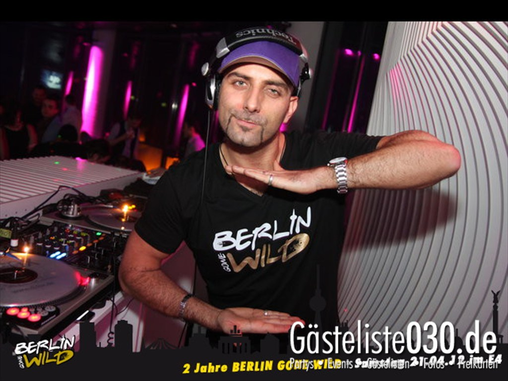 Partyfoto #48 E4 21.04.2012 2 Years Birthday Bash Berlin Gone Wild