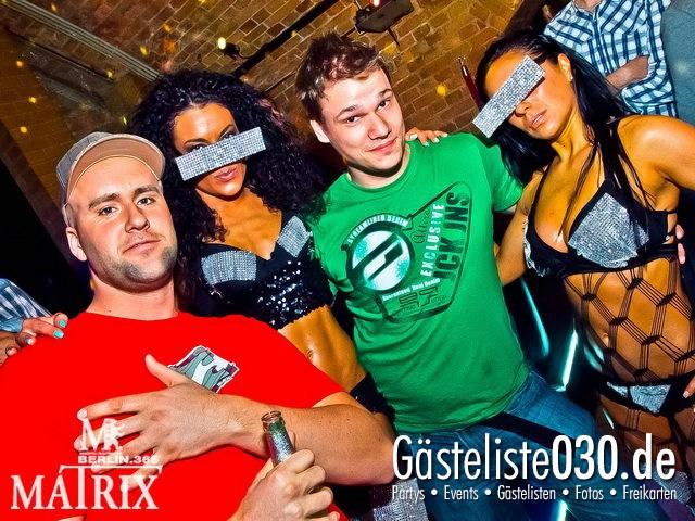 https://www.gaesteliste030.de/Partyfoto #124 Matrix Berlin vom 13.04.2012