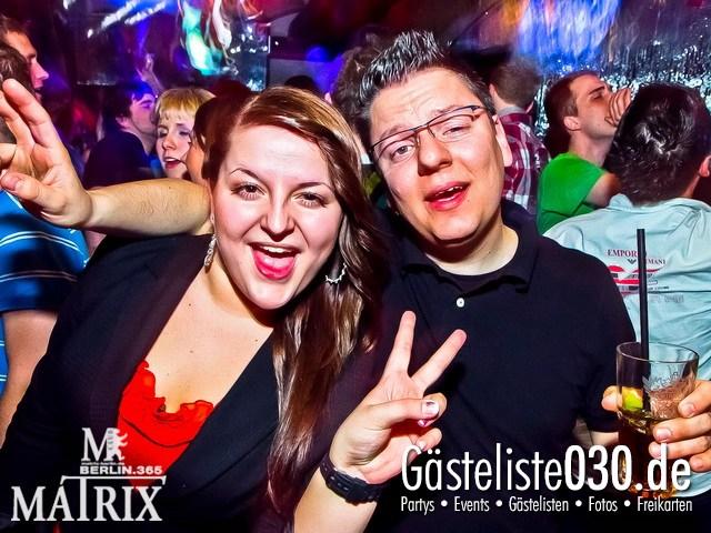 https://www.gaesteliste030.de/Partyfoto #95 Matrix Berlin vom 30.03.2012